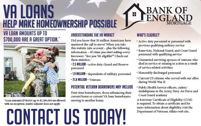VA Loans help make homeownership possible