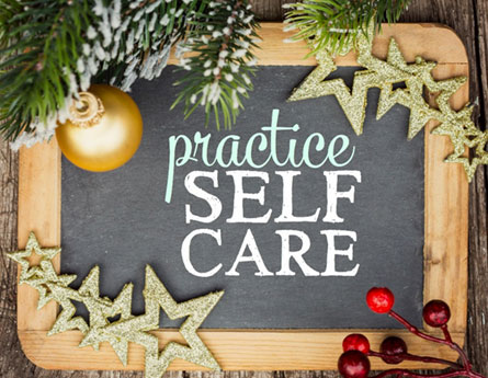 Practice Self Care for the Holidays