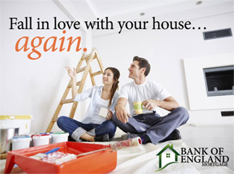Fall in love with your home!