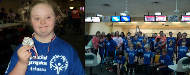 Special Olympics Bowl-a-thon in Hot Springs Village