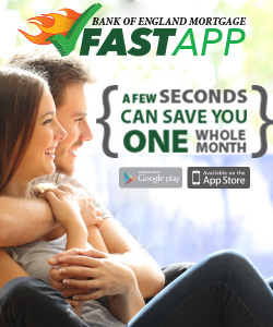 Download the Bank of England Mortgage FastApp!