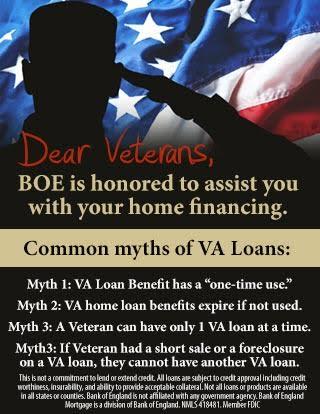 Common myths of VA Loans Ad