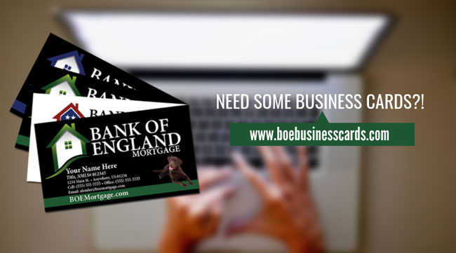 BOE Business Cards