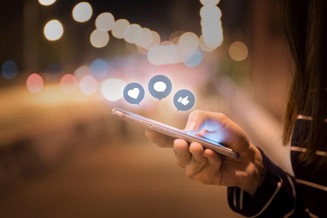 Social Media is Social