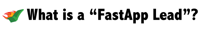 FastApp Lead