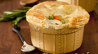 Chicken Pot Pie to Die For!