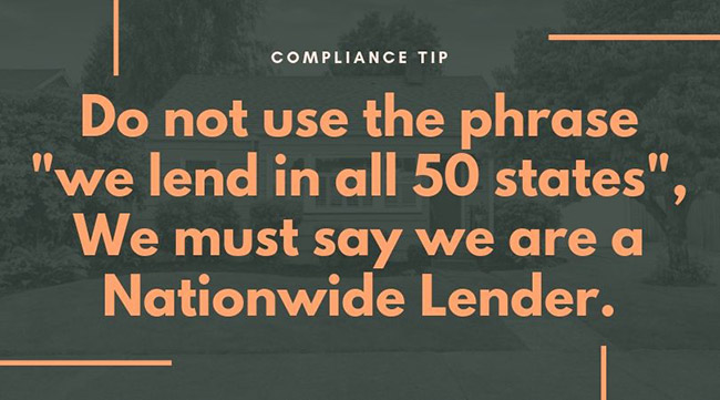 Stay Compliant