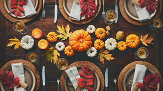 Thanksgiving Party on a Budget