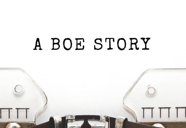 A BOE Story